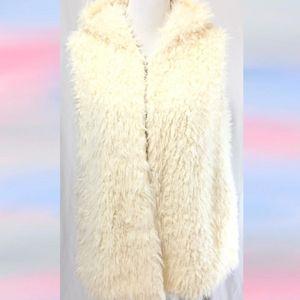 Coco and Carmen Faux Fur Vest